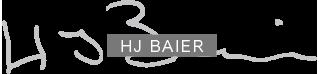 Goldschmiede HJ Baier Logo dark light